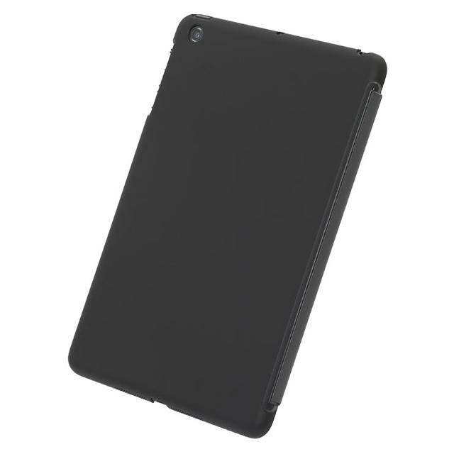 エアージャケットセット for ipad mini smart cover対応 ラバーブラック