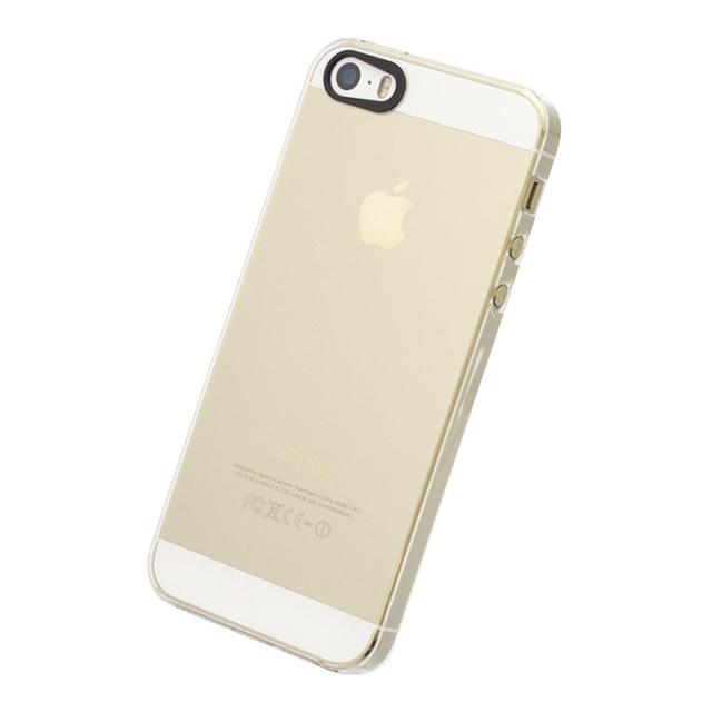 c6b6da034c エアージャケットセット for iPhone SE/5s/5 (クリア) POWER SUPPORT ...