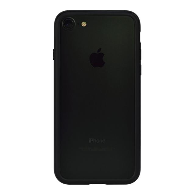 Arc bumper for iPhone8/7 (ピアノブラック) POWER SUPPORT | POWER ...