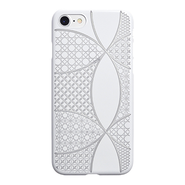 "a34a4d750c Web限定】AIR JACKET ""kiriko"" for iPhone8/7 千代柄・七宝(ピュア ..."