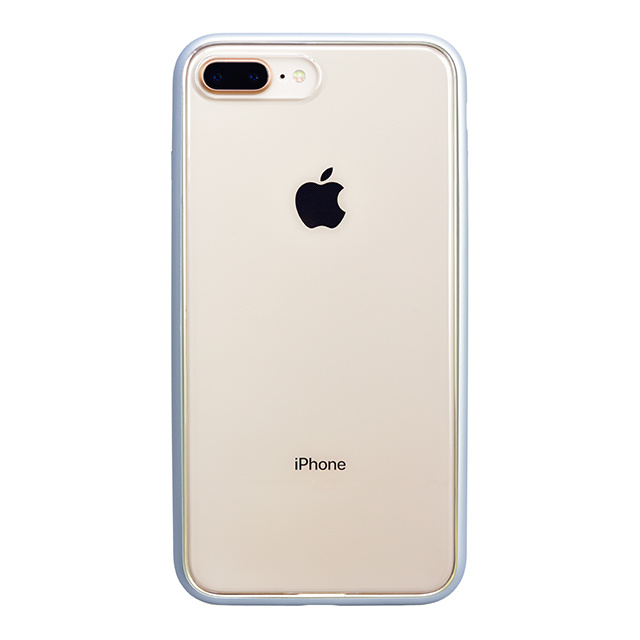 Shock proof Air Jacket for iPhone8 Plus/7 Plus (Rubber Silver ...